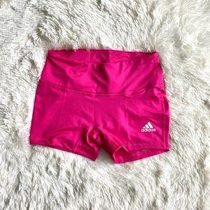 Adidas fitness biker shorts
